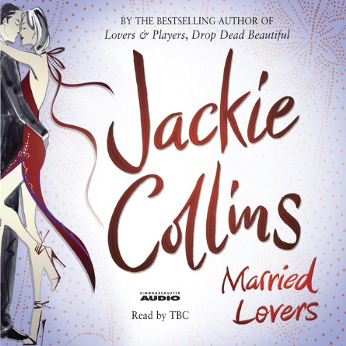 Married Lovers audiobook cover art