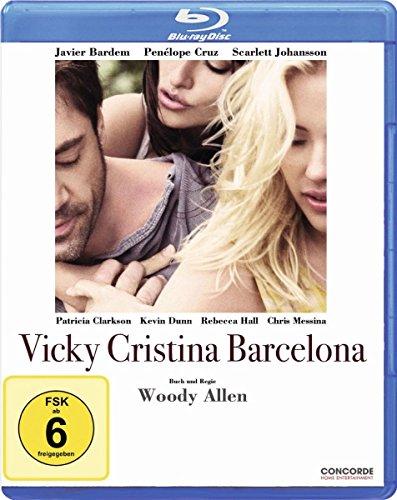 Vicky Cristina Barcelona [Blu-ray]