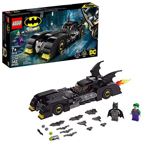 Batman Batmobile: Pursuit of The Joker (342 Pieces)
