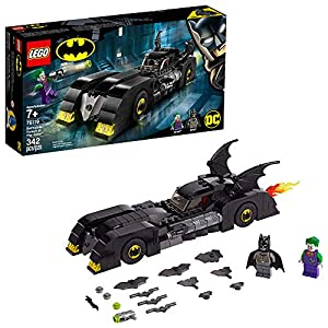 LEGO DC Batman Batmobile: Pursuit of The Joker 76119 Building Kit (342 Pieces) - 51wJQpjJaiL - LEGO DC Batman Batmobile: Pursuit of The Joker 76119 Building Kit (342 Pieces)