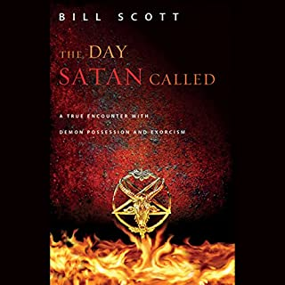 The Day Satan Called audiobook cover art