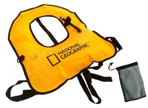 National Geographic Snorkeler Yellow Snorkel