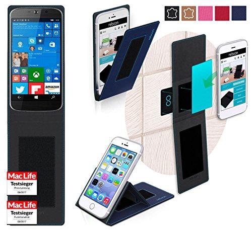 reboon Hülle für Acer Liquid Jade Primo Tasche Cover Case Bumper | Blau | Testsieger