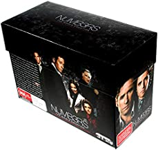 Numb3rs: Complete Collection