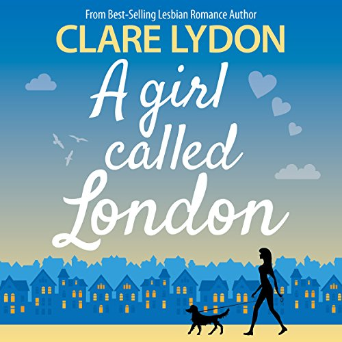 A Girl Called London audiobook cover art