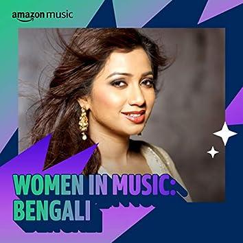 Women in Music: Bengali