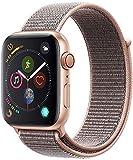 Apple Watch Seires 4 44mm (GPS + Celular) - Caja De Aluminio En Oro / Pomelo Correa Loop Deportiva (Reacondicionado)