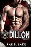 Dillon: A Wings of Diablo MC Novel (English Edition)