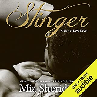 Stinger audiobook cover art