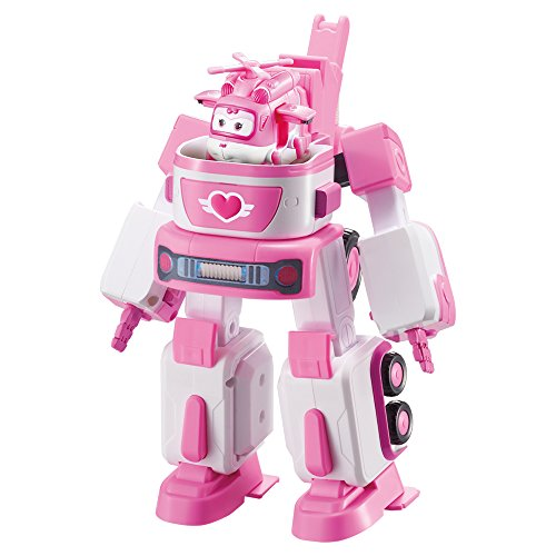 Super Wings- Dizzy Vehículo transform-a-bots (Colorbaby 85140)