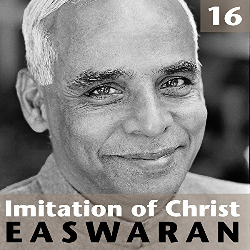 Imitation of Christ Talk 16 audiobook cover art