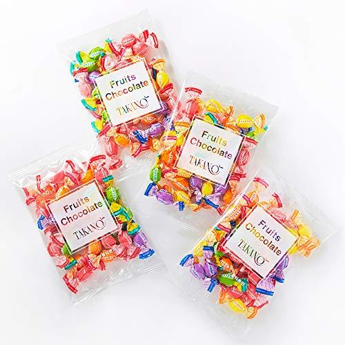 新宿高野 フルーツチョコレート 小袋タイプ 160g ( 40g×4袋 ) 詰め合わせ チョコレート ギフト