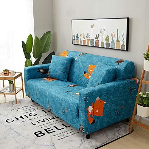 chenbyyao All-Inclusive-Stoff ist vollständig mit einem einzigen Sitz bedeckt,Sofabezug Stretch...