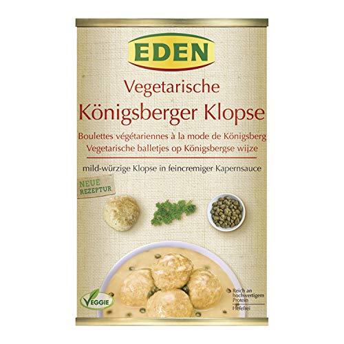 Eden - Königsberger Klopse ohne Fleisch, 400 g