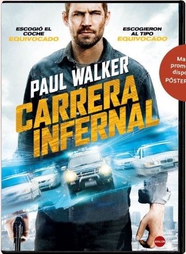 Carrera Infernal (Import Movie) (European Format - Zone 2) (2013) Paul Walker; Naima Mclean; Gys De Villier