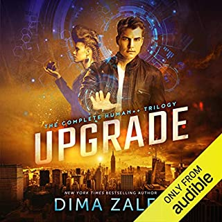 Upgrade: The Complete Human++ Trilogy audiobook cover art