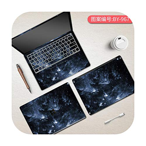 """Laptop Skins for Surface Book 3 13.5"""" 15"""" 2020 Release Notebook Decorative Stickers Anti-Scratch/Dustproof Protective Flim-Option 1-Book 2 13.5 i7"""