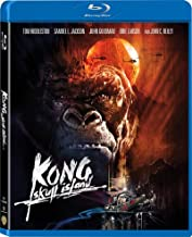 Kong: Skull Island (Region A Blu-ray) (Hong Kong Version / Mandarin Dubbed. Chinese subtitled) 金剛: 骷髏島