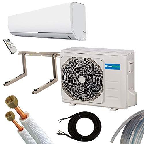 Split-Klimaanlage Klimaworld NEXA S4E 12000BTU 3,7kW inkl 6m Leitung