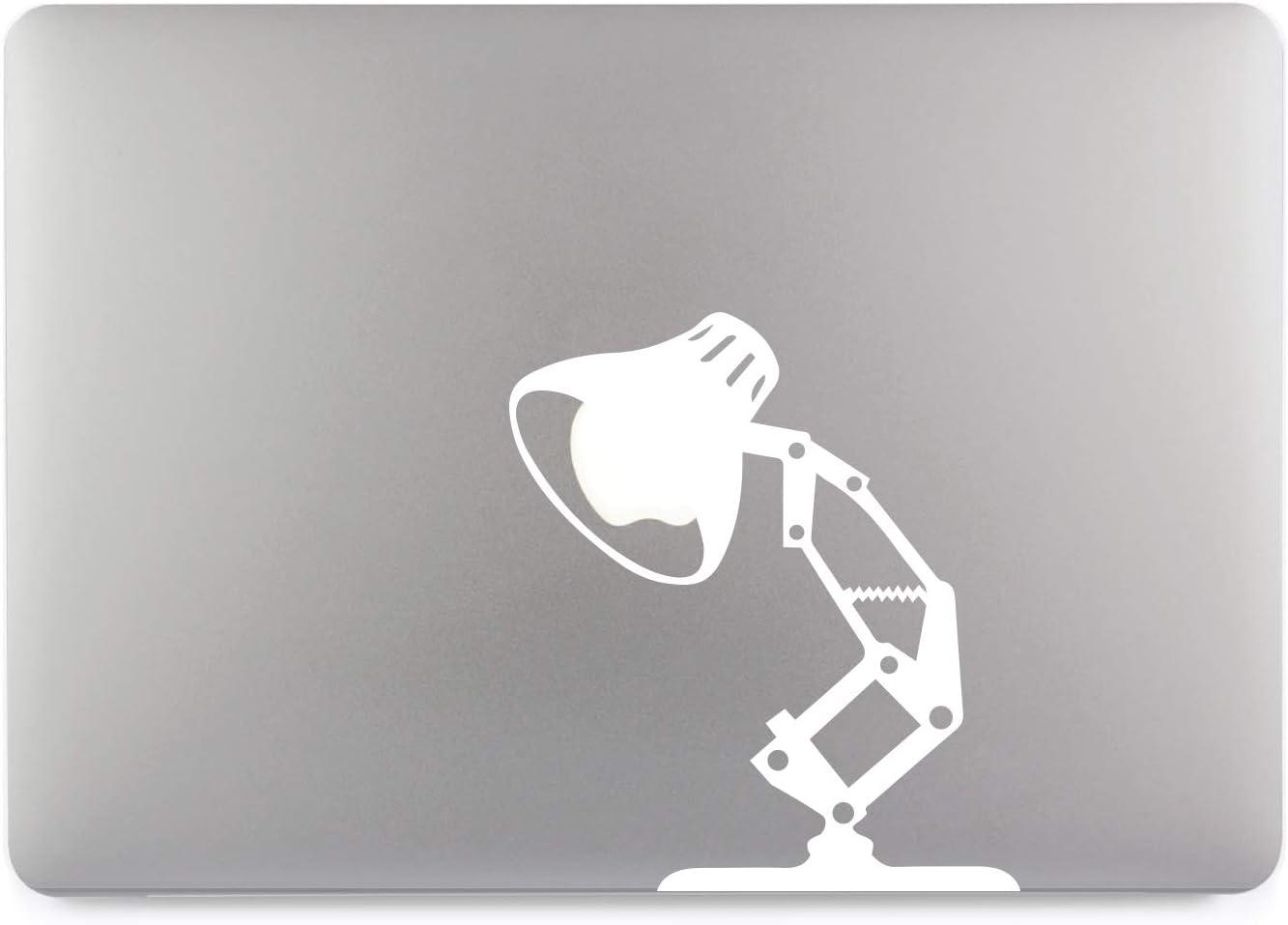 Lampe Lamp Tischlampe Aufkleber Skin Decal Sticker Computer Zubehör