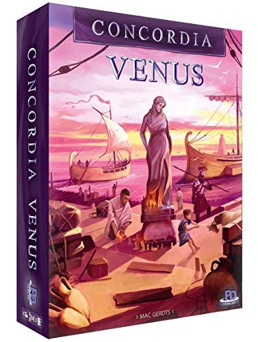 Concordia Venus Expansion - English