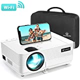 VANKYO Leisure 470 Wireless Projector with Synchronize Smart Phone Screen, Mini WiFi Video