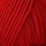 Lana Grossa Cool Wool Big 923 - Leuchtendrot