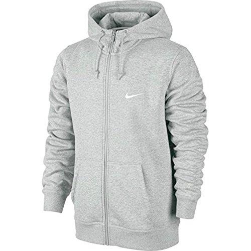 Nike Club FZ Hoody-Swoosh Kapuzen-Sweatshirt, mehrfarbig, 00-9XM4WM-17 One size
