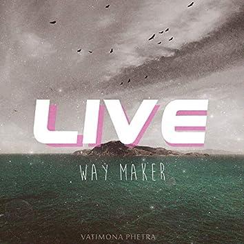 Way Maker (Ao Vivo)