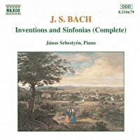 Inventions & Sinfonias (Comp)