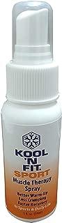 Kool 'N Fit Sport Muscle Therapy Spray, 2 oz Spray Bottle