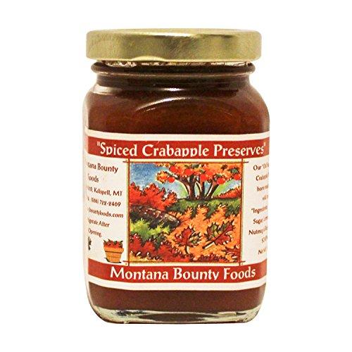 Montana Spiced Crab Apple Preserve -  9 oz...