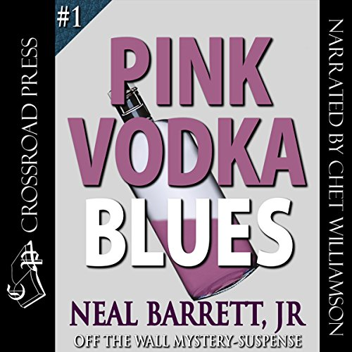 Pink Vodka Blues audiobook cover art