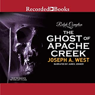 The Ghost of Apache Creek audiobook cover art