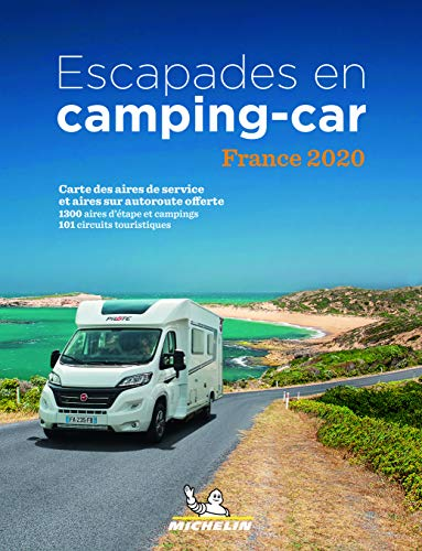 Michelin Camping Car France 2019 (Michelin Camping Guides)