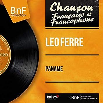 Paname (feat. Paul Mauriat et son orchestre) [Mono Version]