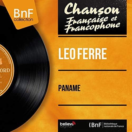 Léo Ferré feat. Paul Mauriat et son Orchestre