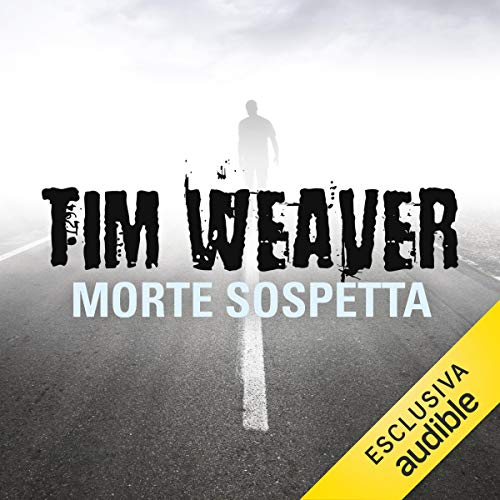 Morte sospetta audiobook cover art