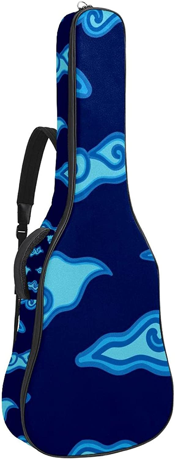 Guitar Gig Bag Waterproof Zipper A Backpack Soft for Bass Max 63% OFF Max 47% OFF