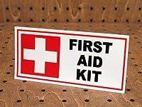 アメリカンパブリックサインステッカー 「救急用品」_SC-PS27-LFS
