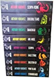 Alex Rider Collection 9 Books Box Set [Paperback] by