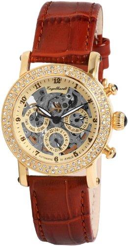 Engelhardt Damen-Uhren Automatik Kaliber 10.130 386704119008