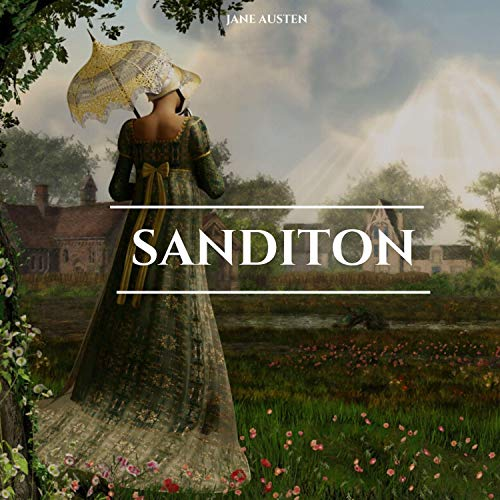 Sanditon  By  cover art