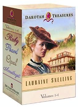 Ruby/Opal/Pearl/Amethyst (Dakotah Treasures 1-4) - Book  of the Dakotah Treasures