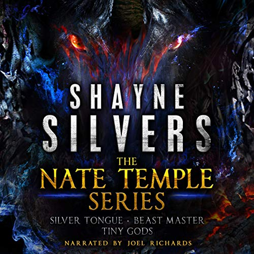 The Nate Temple Series: Books 4-6: The Nate Temple Series Boxsets Book 2