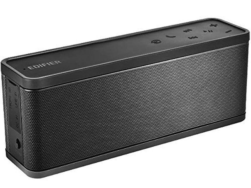 宿るスケート格納Edifier USA MP260 Extreme Connect Portable Bluetooth Speaker, Black [並行輸入品]