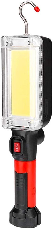 ZR Multifunktions-Taschenlampe Stromversorgung durch 2    18650 Batterie LED COB Outdoor Camping Licht magnetische Arbeit Taschenlampe tragbare Laterne angetrieben B07Q4J7B8F | Quality First  714a58