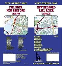 New Bedford / Fall River / Taunton MA Street Map