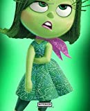 Notebook: Cute Emotions, Joy, Sadness, Anger, Disgust, and Fear, Inside Out Cartoon Funny Writing Taking Notes, Workbook for Teens & Children Daily ... Ruled Pages Book 7.5 x 9.25 Inches 110 Pages