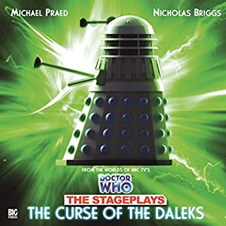 Doctor Who - The Curse of the Daleks cover art